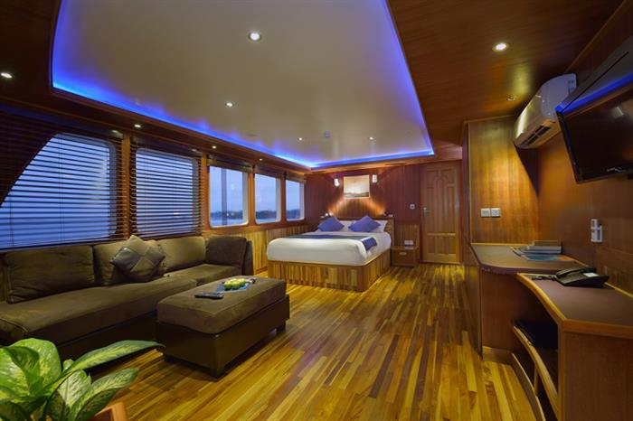 MV Maldives Princess Liveaboard Ocean View Suite
