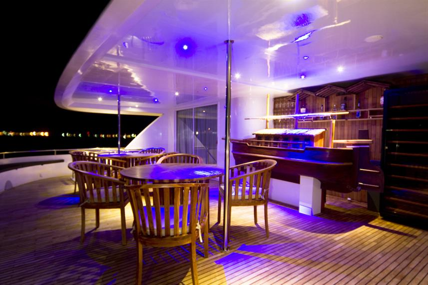 Lounge Externo - Ocean Sapphire