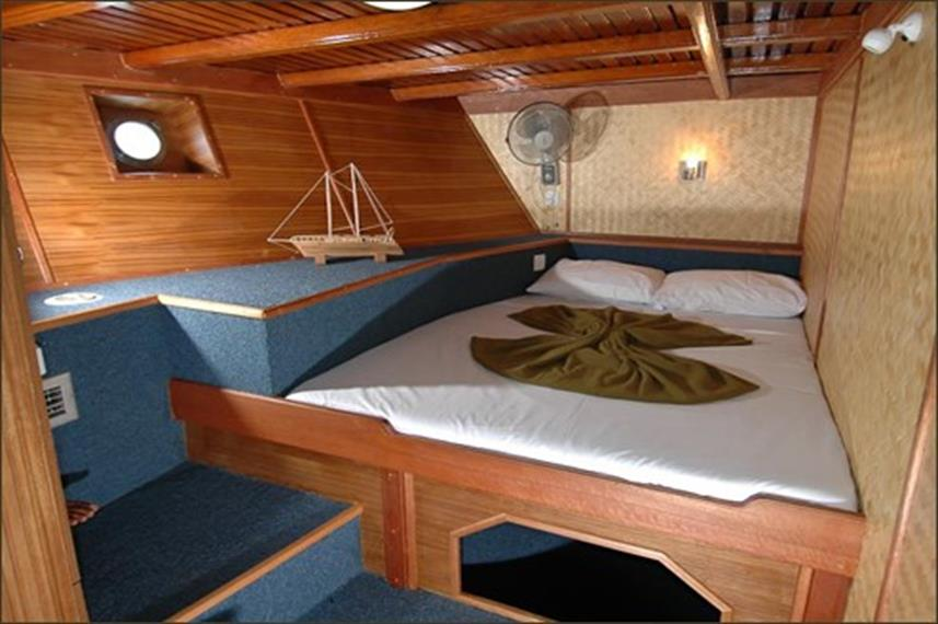 Double cabin - M/V Sea Spirit