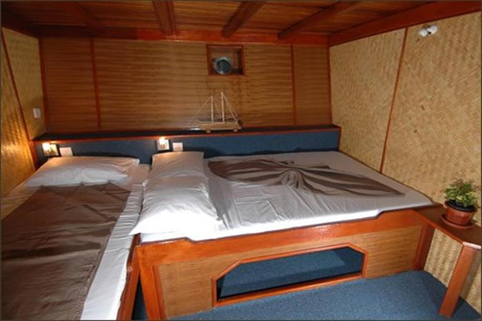 Twin/Double Cabin - M/V Sea Spirit