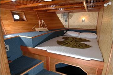 Sea Spirit Double Cabin