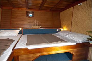 Sea Spirit Twin/Double Cabin