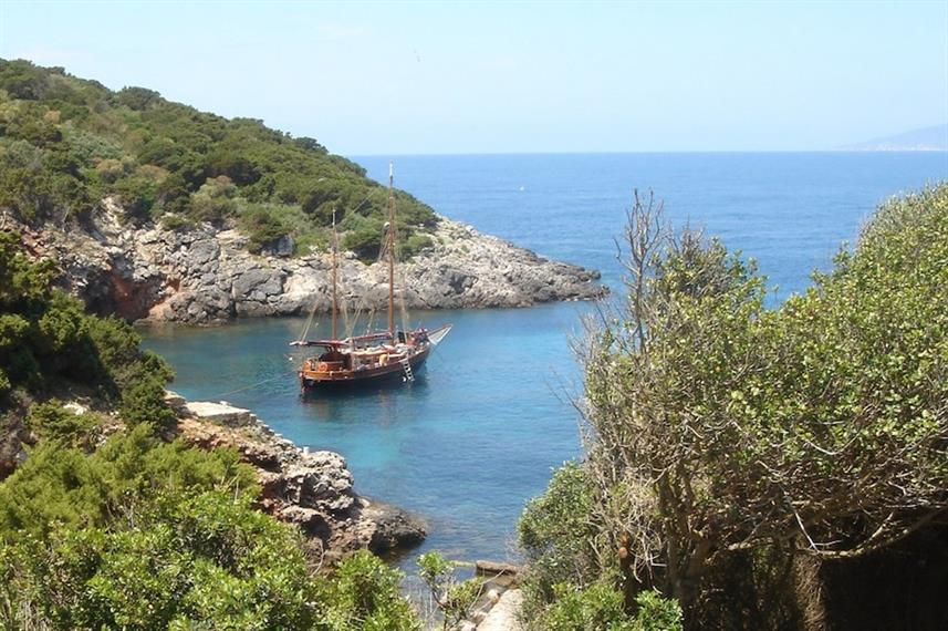 Norseman Liveaboard in Cala Maestra