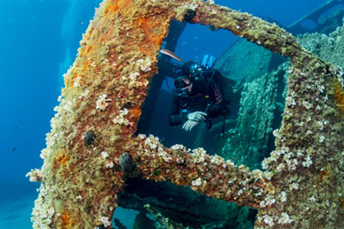 Diving with the Norseman Liveaboard in Italy
