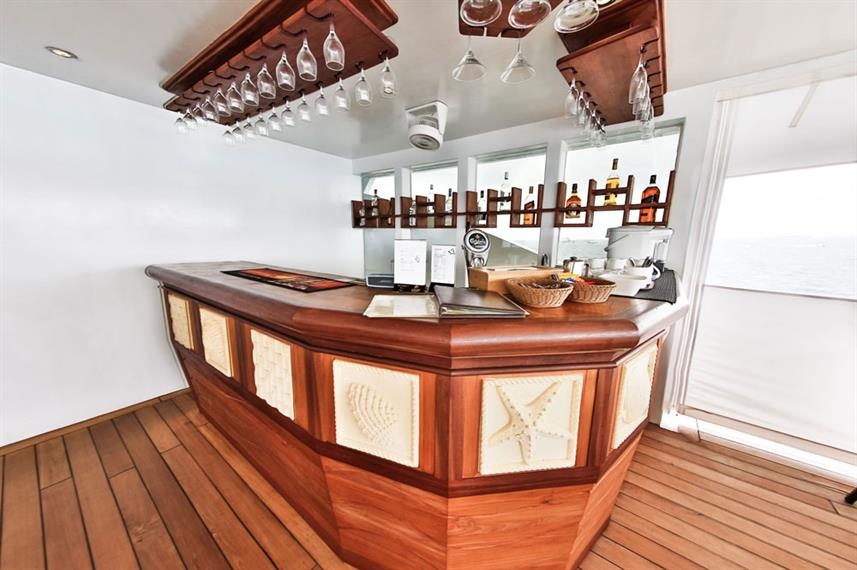 Bar - Carpe Novo Liveaboard