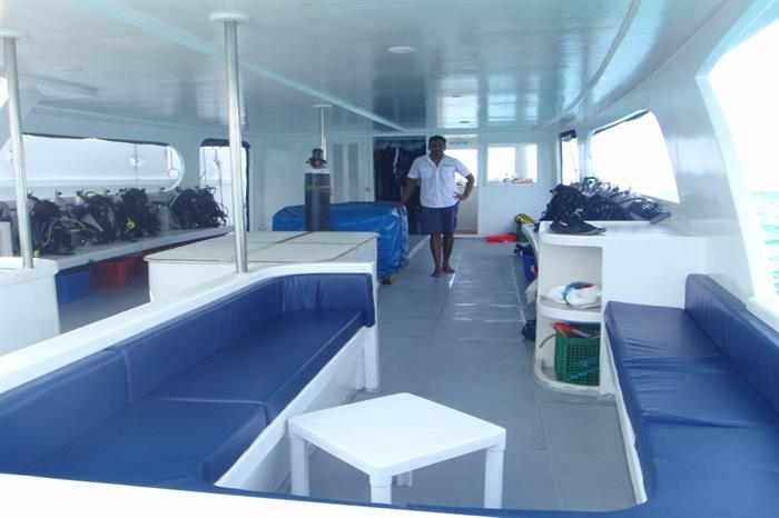 Sachika Liveaboard Spacious Diving Dhoni
