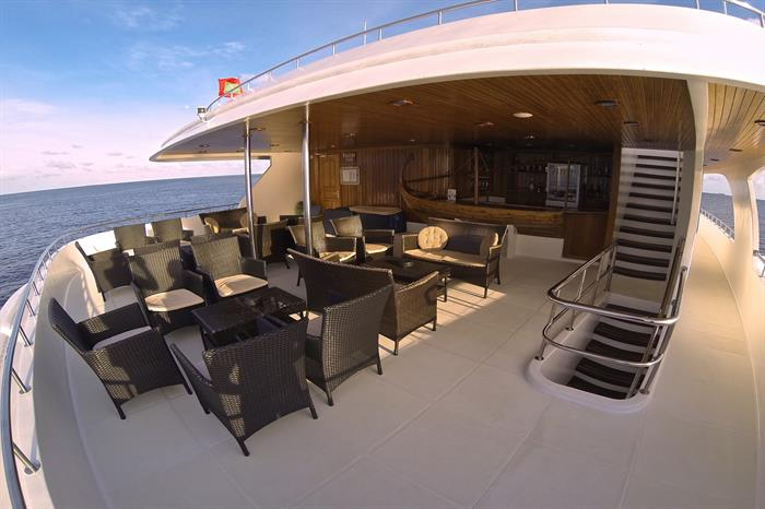 Panoramic Bar - Sachika Liveaboard