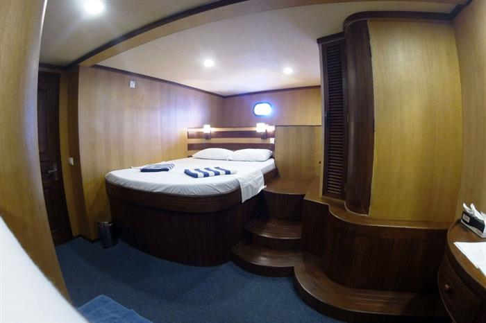 Junior suite - Sachika Liveaboard