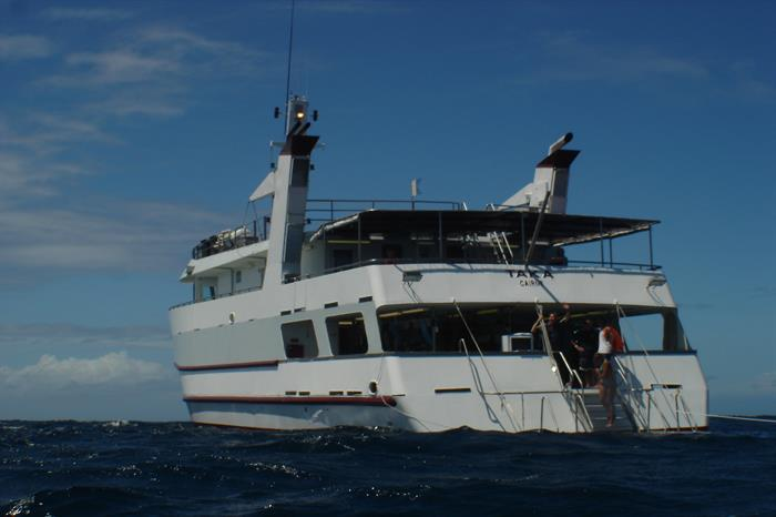 Taka Liveaboard Solomon Islands