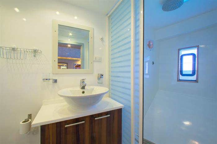 En-Suite bathrooms - Blue