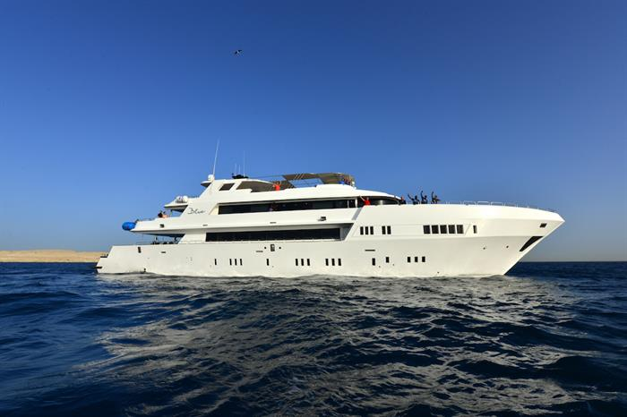 M/Y Blue Liveaboard Red Sea