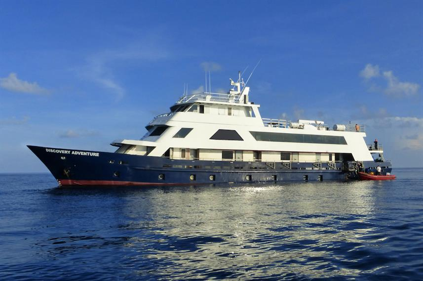MV Discovery Adventure Philippines