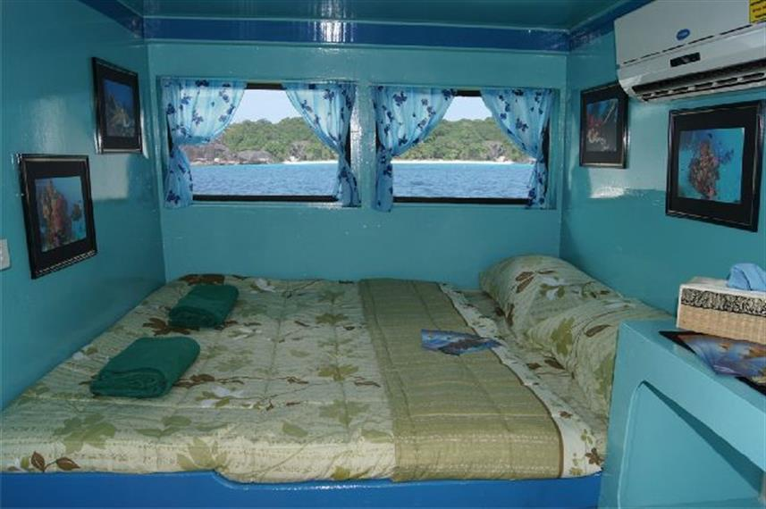 Double Cabin - Similan Explorer