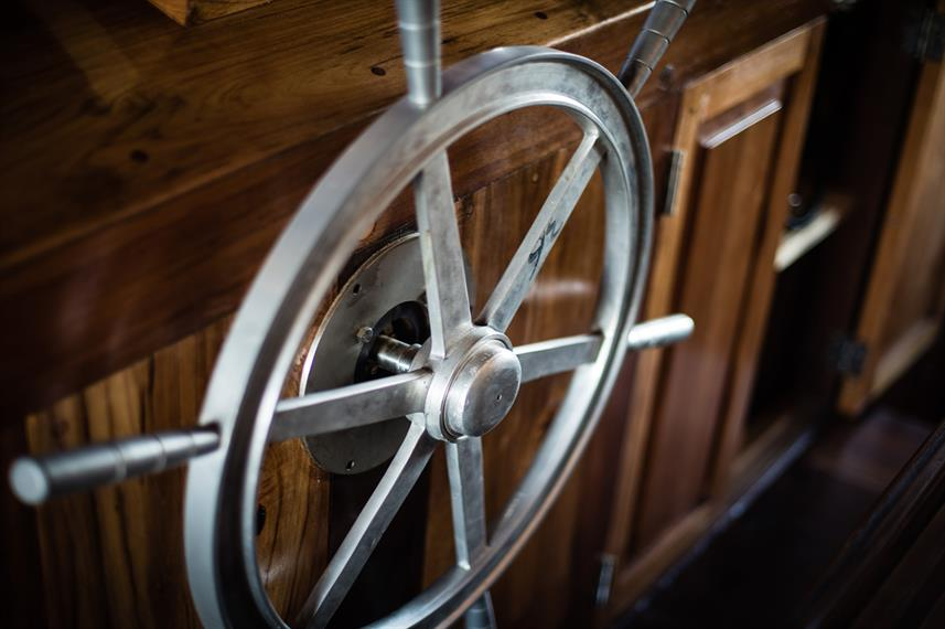 MV Samambaia - The Wheel