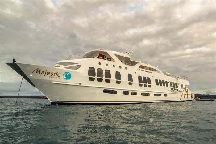 Majestic Galapagos Yacht - Expedition Cruises