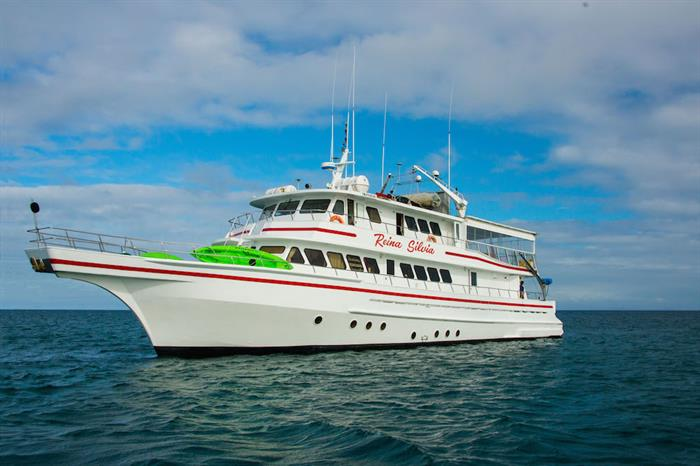 Reina Silvia Galapagos Expeditions