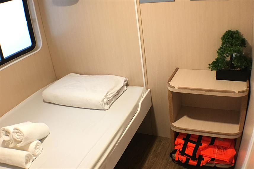 Double Cabin with En-suite Bathroom