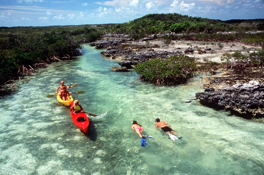 Kayaking & Snorkeling