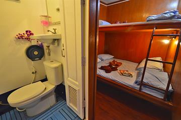Double/Twin En-Suite - Manta Queen 3