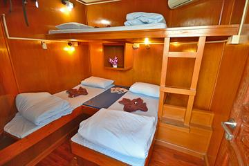 Twin Bunk En-Suite