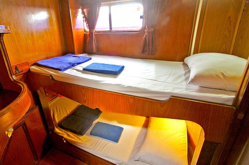Twin Cabin - Manta Queen 6
