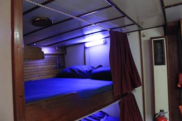 Double Space Bunks