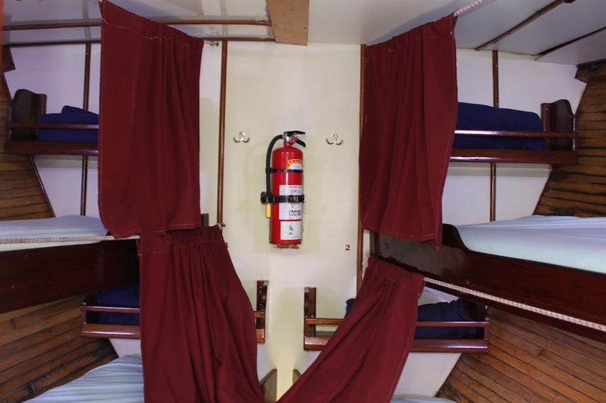 Quad Cabin - Blackbeards Sea Explorer
