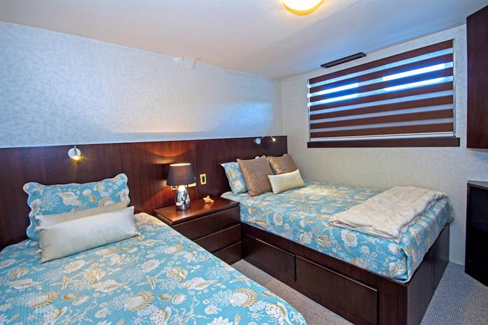 Stateroom 4 - MY Passion Galapagos