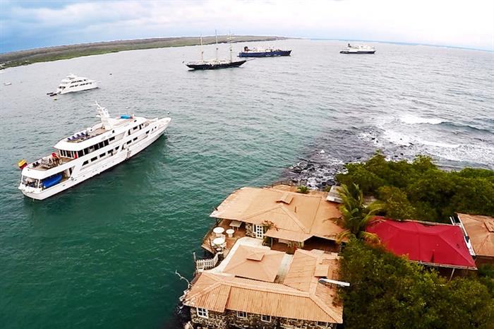 M/Y Passion Galapagos