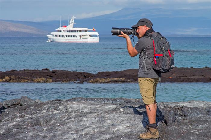 Galapagos a wildlife photographers dream