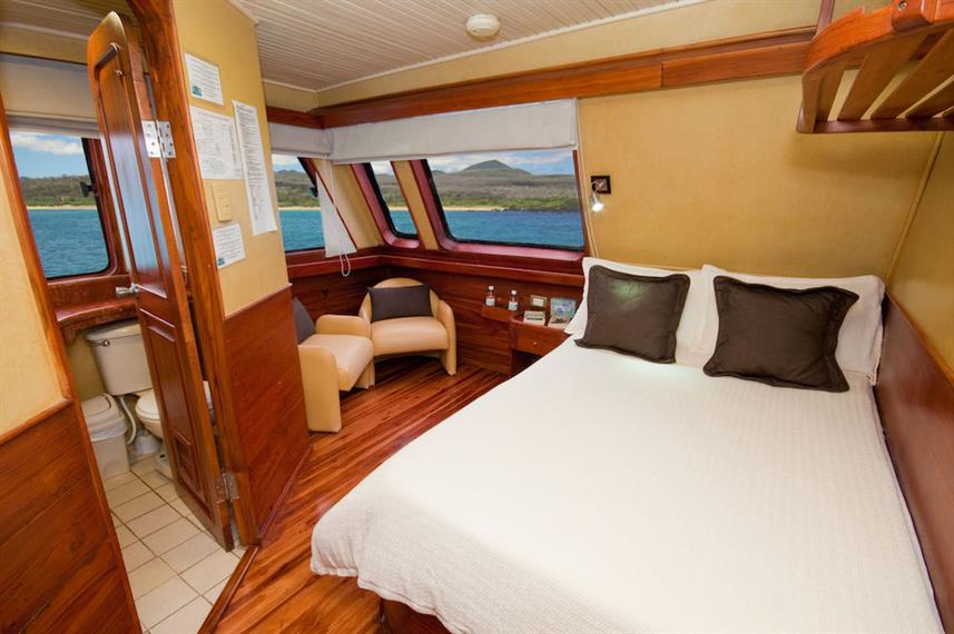 Double suite - Galaven Galapagos