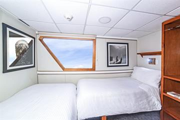 Superior Suite (ADA Compatible Stateroom)