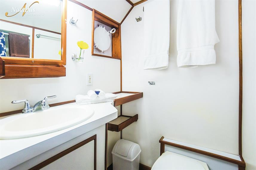 En-suite badkamers - Nautilus Under Sea