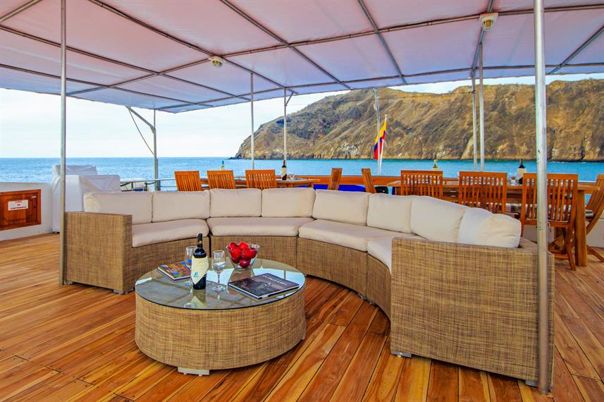Buitenlounge - Archipell I Galapagos