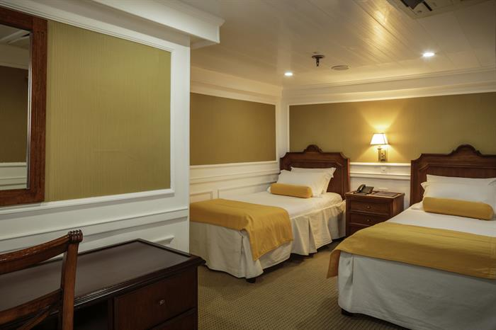 Twin Suite - MV Evolution Galapagos