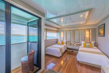 Galápagos Suite (Main Deck)
