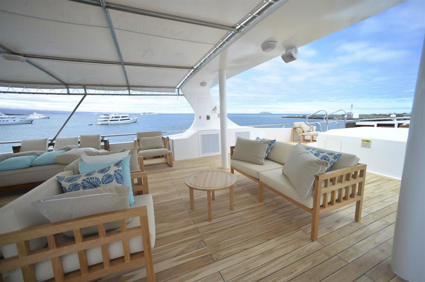 Sun Deck - Sea Star Journey