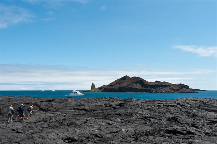 Exploring the Galapagos Islands