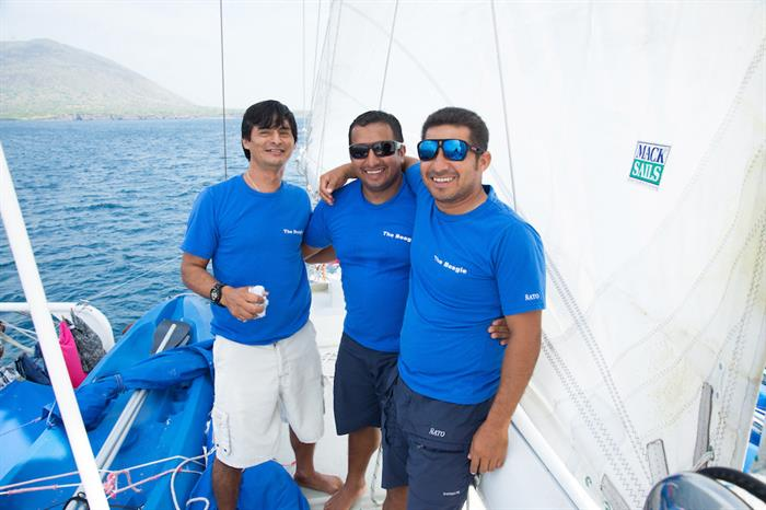 Friendliest Crew - The Beagle Galapagos