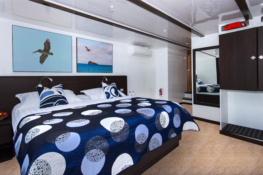 Suite 1 - Natural Paradise Yacht Galapagos