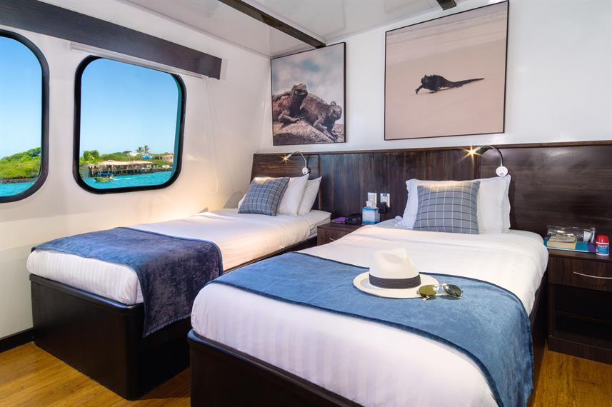 Stateroom  - Natural Paradise