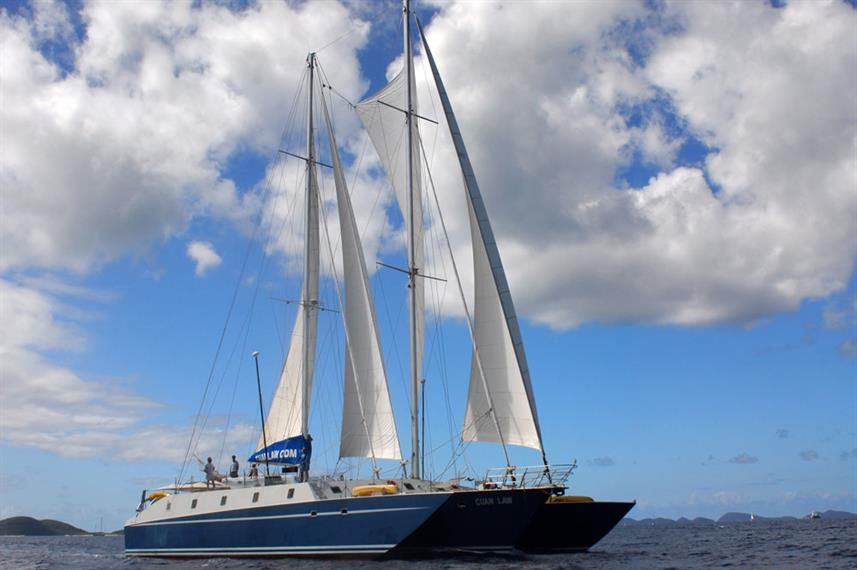 Cuan Law Liveaboard
