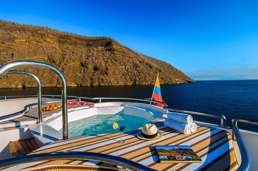 #jacuzzi - Treasure of Galapagos