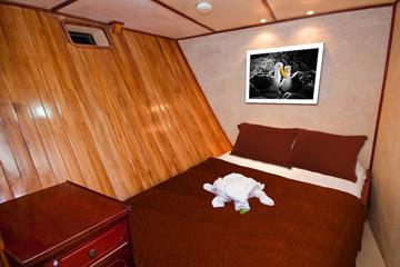 Monserrat Lower Deck Cabin