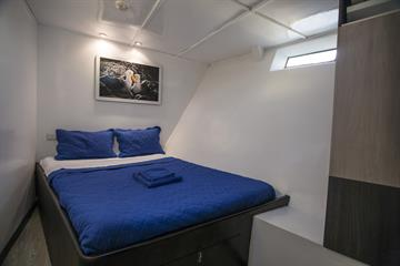 Monserrat Lower Deck Double Cabin