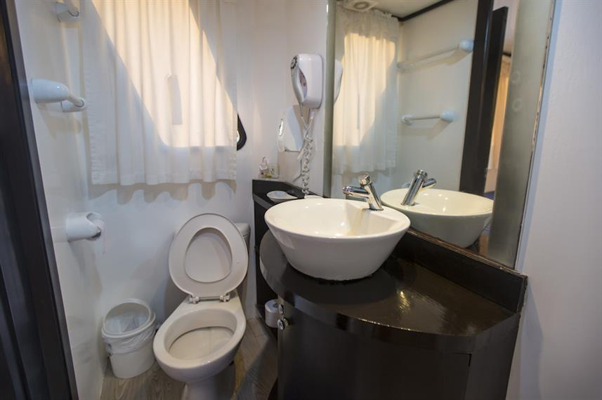 Upper Deck En-Suite Bathroom