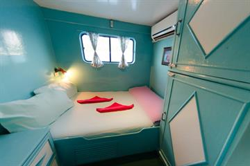 Main Deck Double Cabin