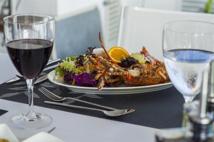 Delicious Cuisine aboard the Azalea Maldives