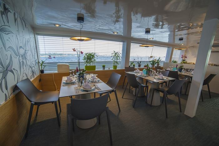 Beautiful Dining Area - Azalea Liveaboard Maldives