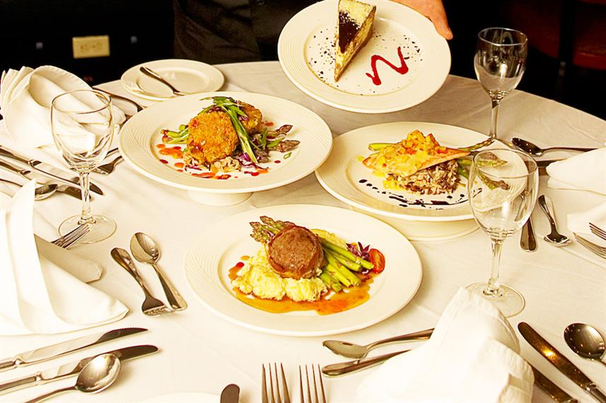 Delicious Cuisine aboard the Admiralty Dream